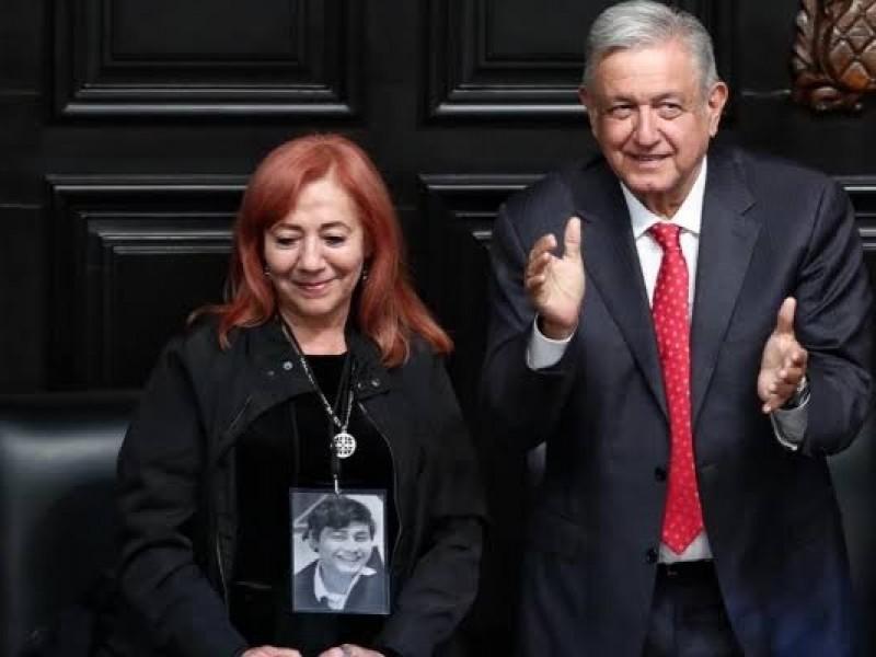 Rosario Piedra Ibarra, nueva titular de CNDH