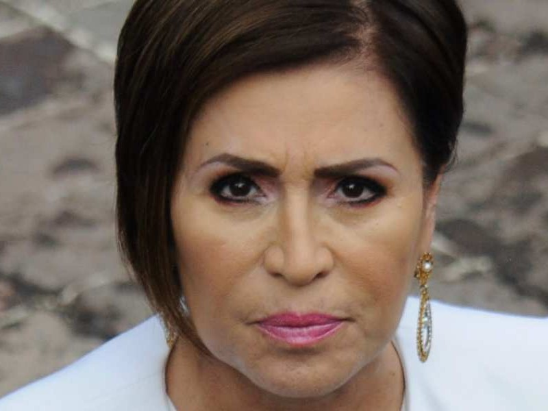 Rosario Robles denuncia saña en su contra