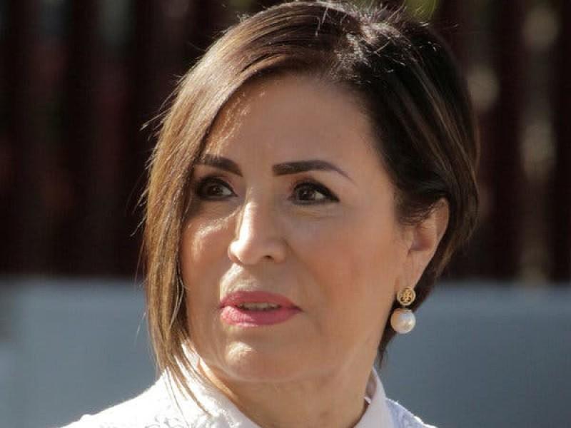 Rosario Robles denunciará violación a sus derechos humanos