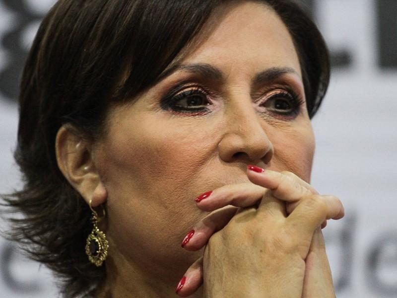 Rosario Robles !NO SALE! permanecerá en prisión preventiva