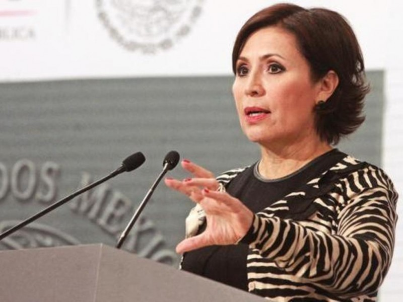 Rosario Robles ordenó frenar mecanismo de Estafa Maestra en Sedatu