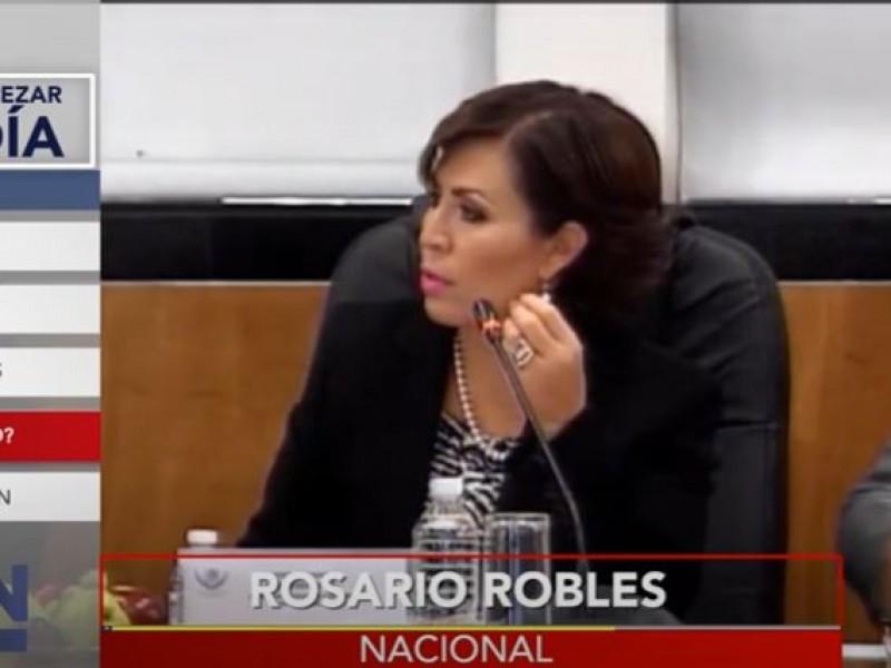 Rosario Robles... ¿Podría quedar en libertad?