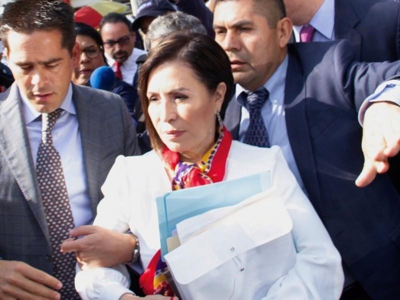 Rosario Robles se declara inocente de desvío millonario
