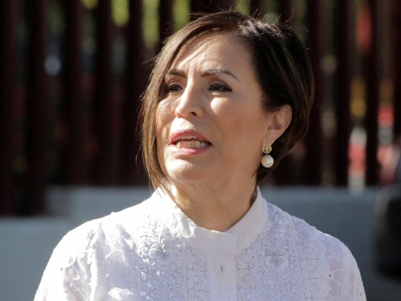 Rosario Robles se declara víctima de la injusticia