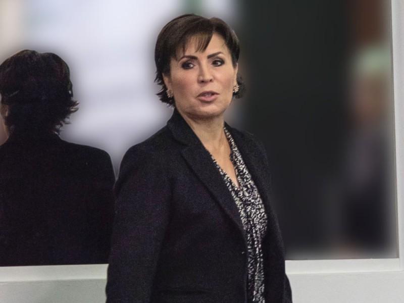 Rosario Robles se declarará culpable, va por juicio abreviado