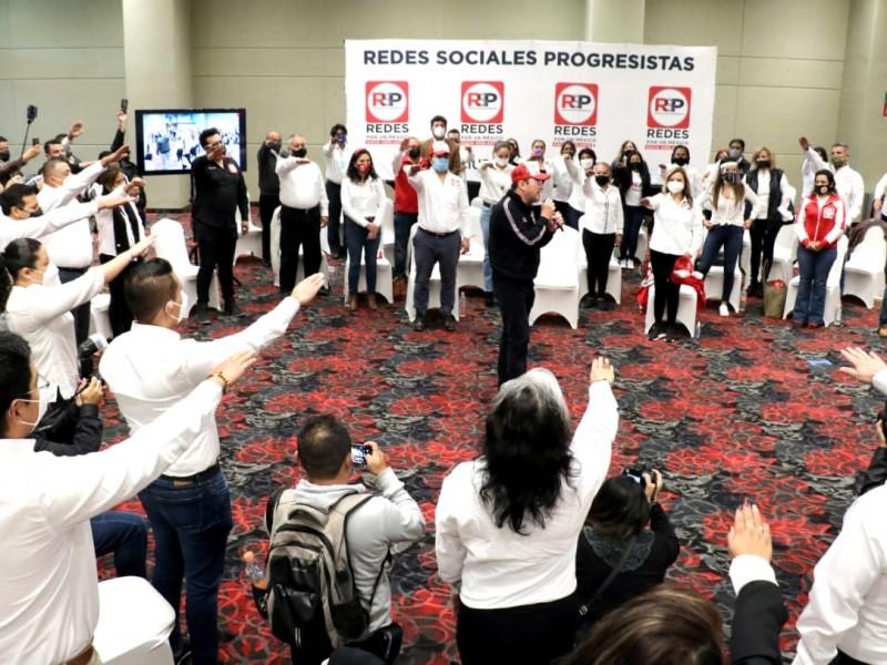 RSP inicia registro de aspirantes de cargos públicos en CDMX