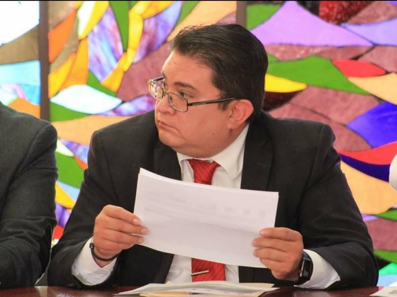 Rubén Ibarra nuevo rector de la UAZ