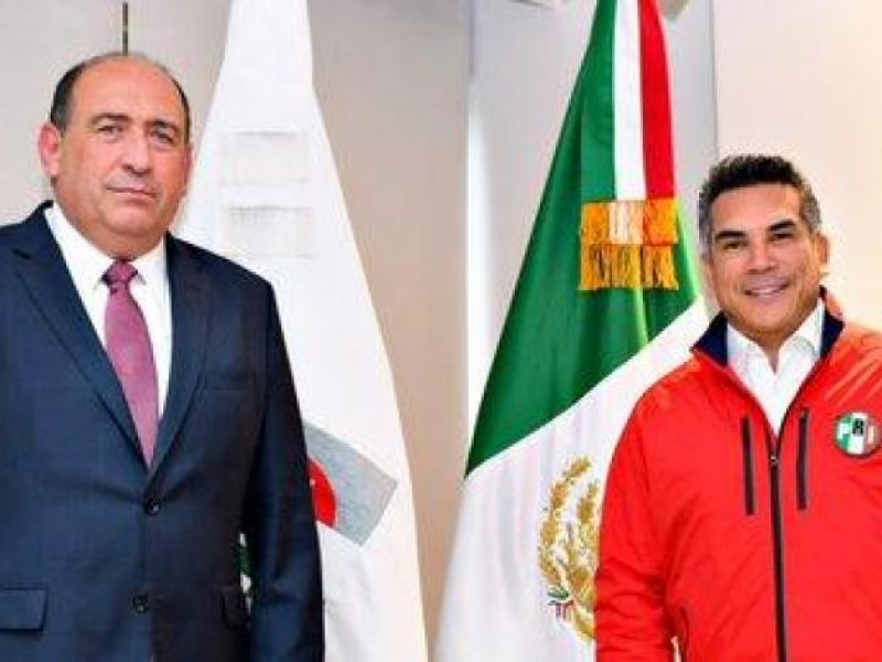 Rubén Moreira, coordinador del PRI en la Cámara de Diputados