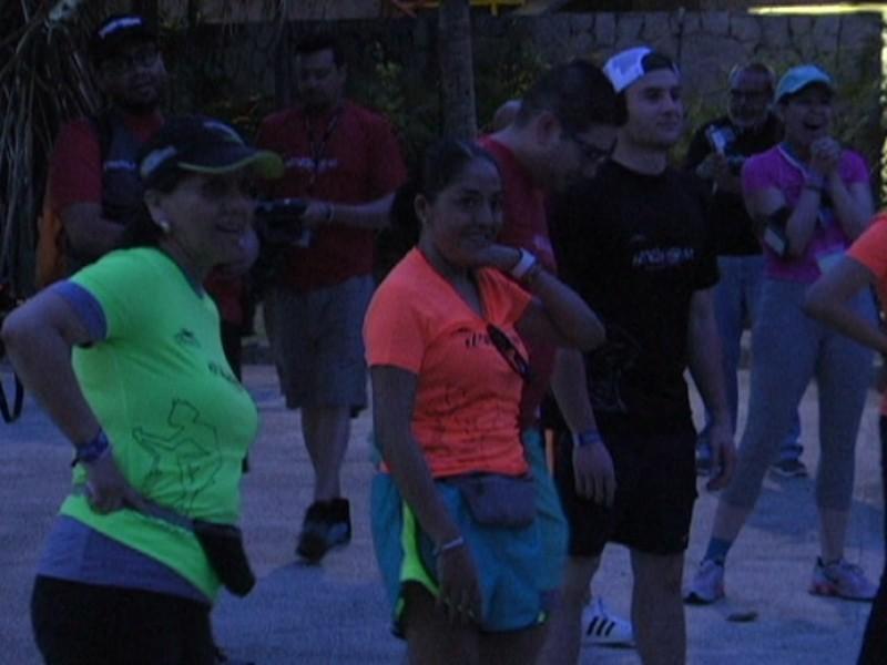 Running tour, el más exitoso de Zacatecas Fitness