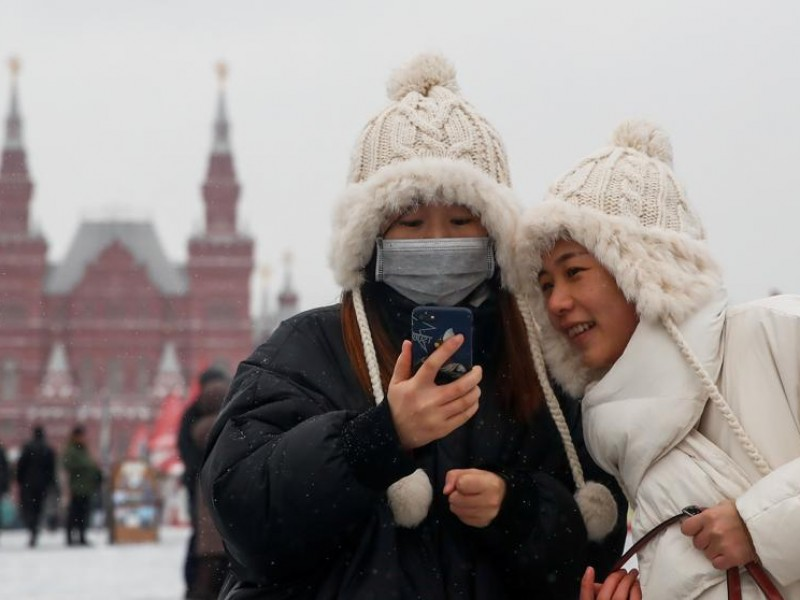 Rusia alcanza nuevo máximo Covid-19 al superar 10 mil casos