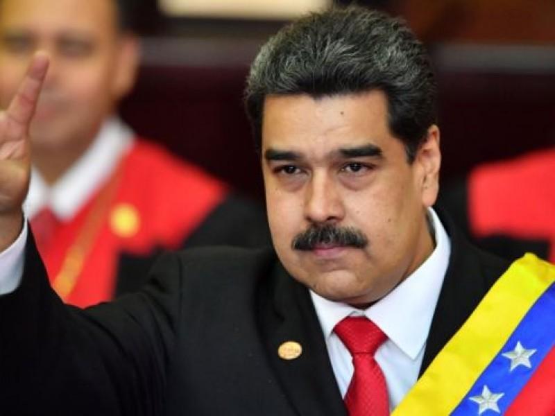 Rusia, China e Irán apoyan a Nicolás Maduro