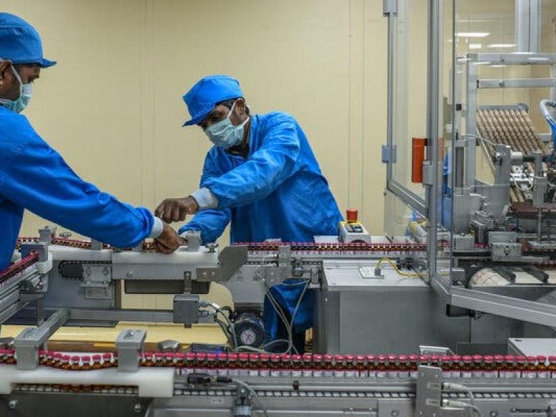 Rusia e India acuerdan producción de 300 millones de dosis