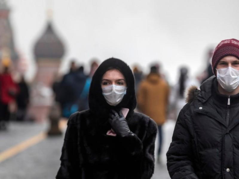 Rusia registra 26 mil contagios Covid-19 en un día
