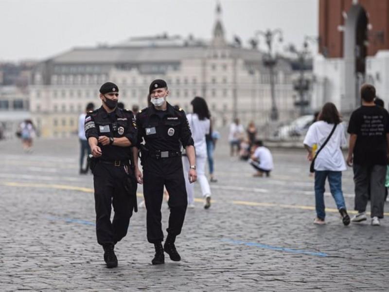 Rusia supera el millón de infectados por Covid-19