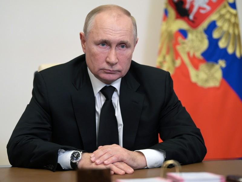 Rusia tiene misiles hipersónicos intercontinentales en servicio, según Putin