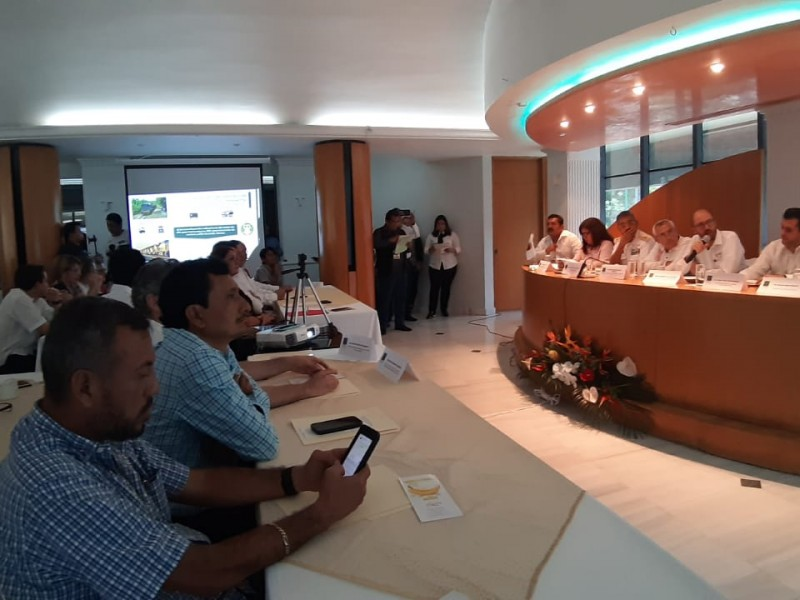 Ruta Chiapas-Mayab una opción en el sureste: SCT