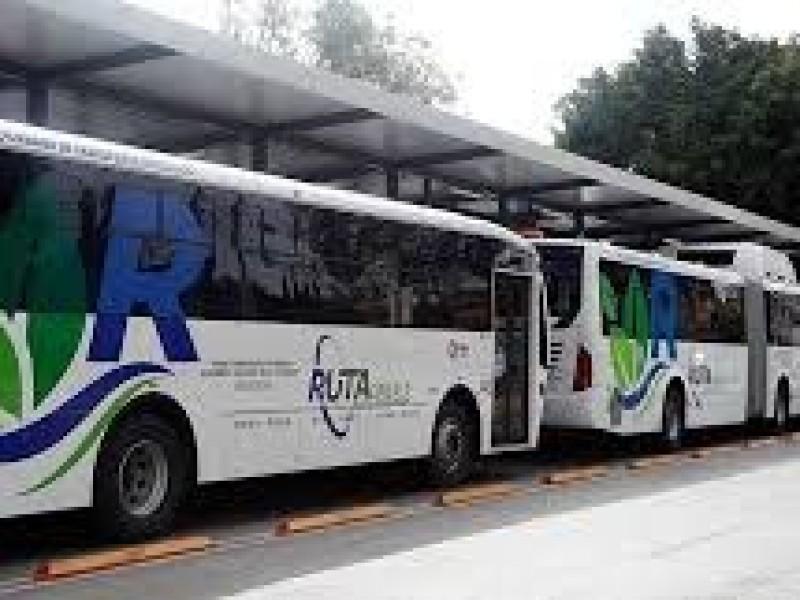 RUTA dará servicio una hora después el 1 de enero