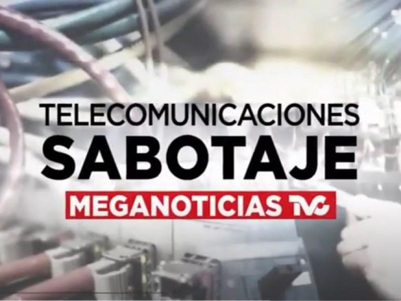 Sabotaje a Vías de Comunicación en Hidalgo