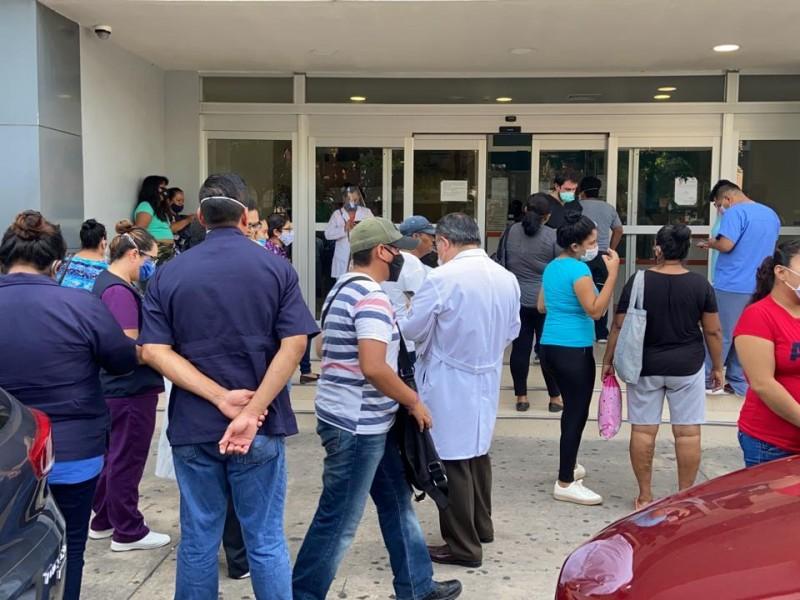 Saldo blanco en el municipio de Veracruz tras sismo