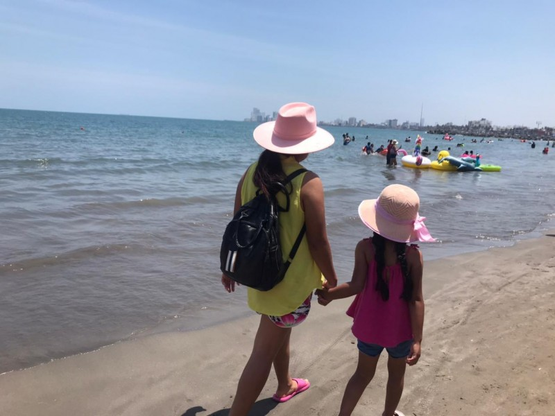 Saldo blanco en Semana Santa en Veracruz y Boca