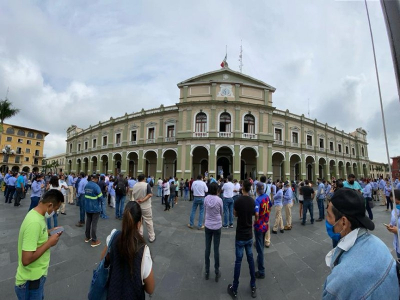 Saldo blanco en Veracruz tras sismo: SPC