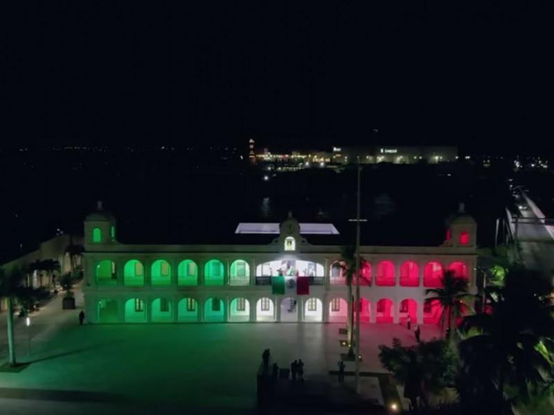 Saldo blanco por festejos del Grito de Independencia en Boca