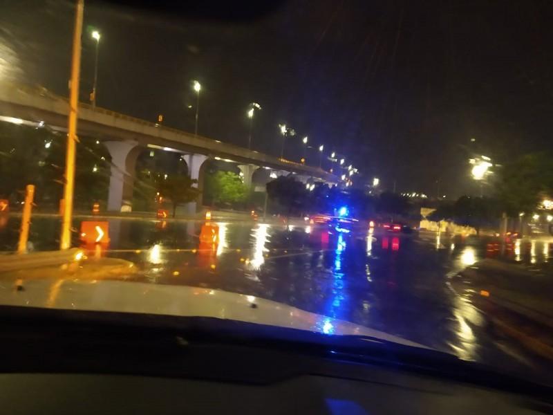 Saldo blanco tras lluvias en la capital