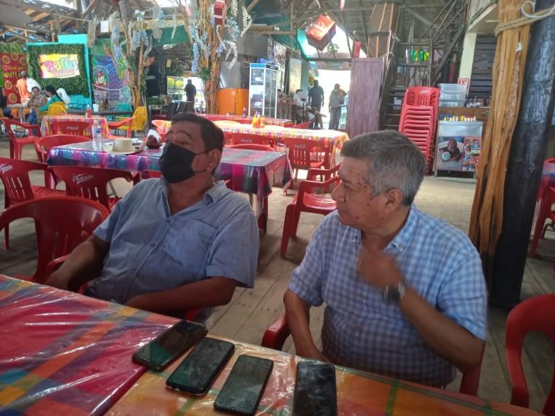 Salgado Macedonio emprenderá caravana a CDMX desde Acapulco