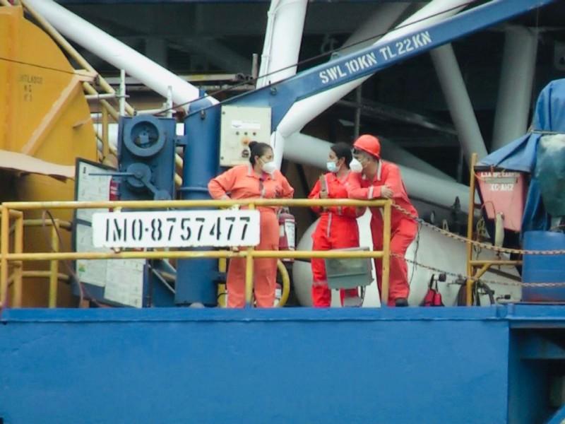 Salida de Dragados Offshore en Altamira afecta a Tuxpeños
