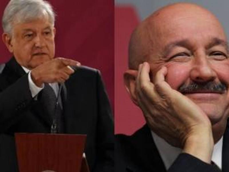 Salinas enriqueció a particulares con dinero del pueblo:AMLO
