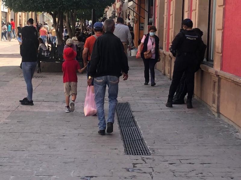 Salud Regresa Guanajuato a semáforo amarillo