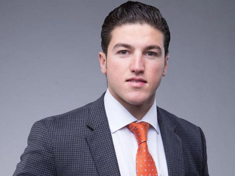 Samuel García, candidato de MC a la gubernatura de NL