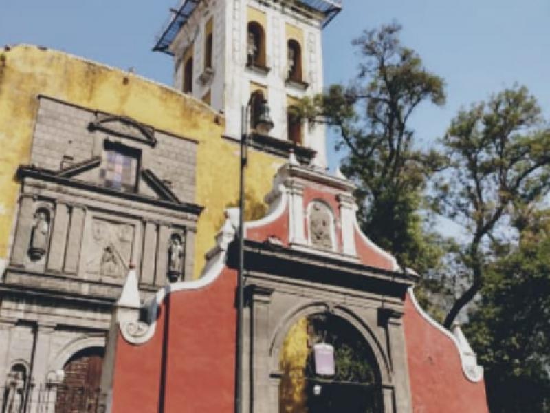 San Agustín, una iglesia que guarda historia