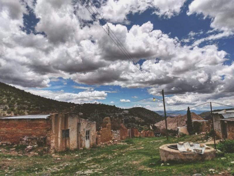 San Pantaleón, pueblo fantasma entre ruinas y devoción