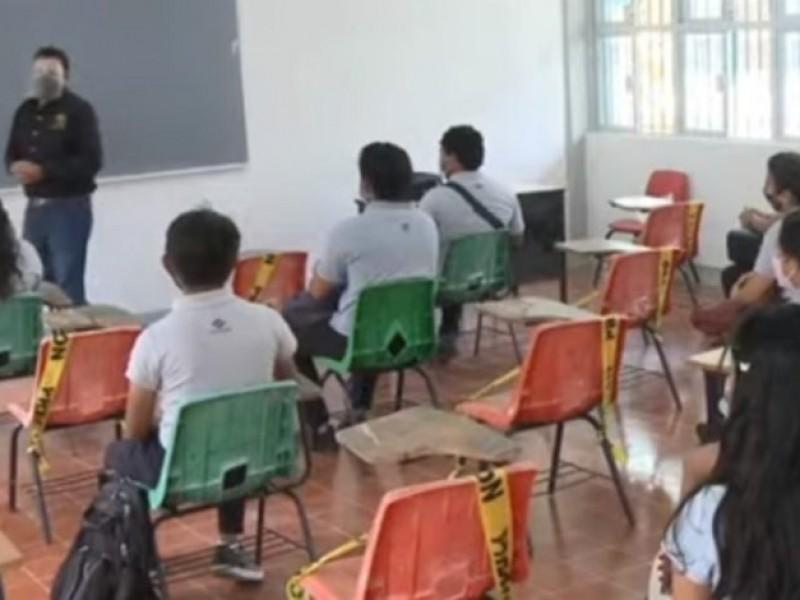 Sana Distancia, la estrategia para el regreso a clases