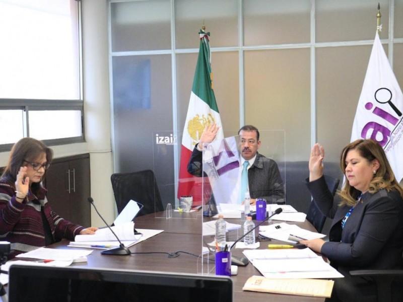 Sanción económica para 5 municipios por no subir información financiera:IZAI