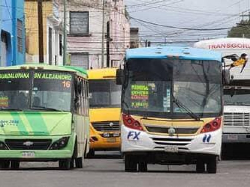 Sancionan a 166 unidades de transporte por no cumplir medida