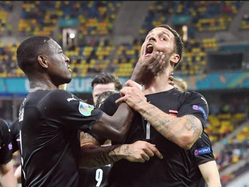 Sancionan a jugador de Austria por insultar a rival