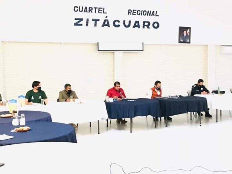 Sancionarán a responsables de causar incendio en cerro de Zitácuaro