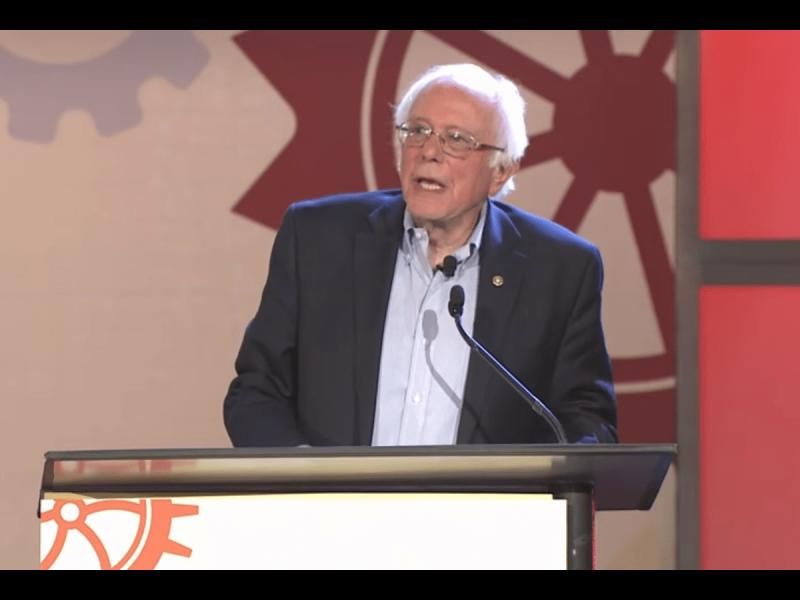 Sanders felicita a López Obrador por victoria electoral