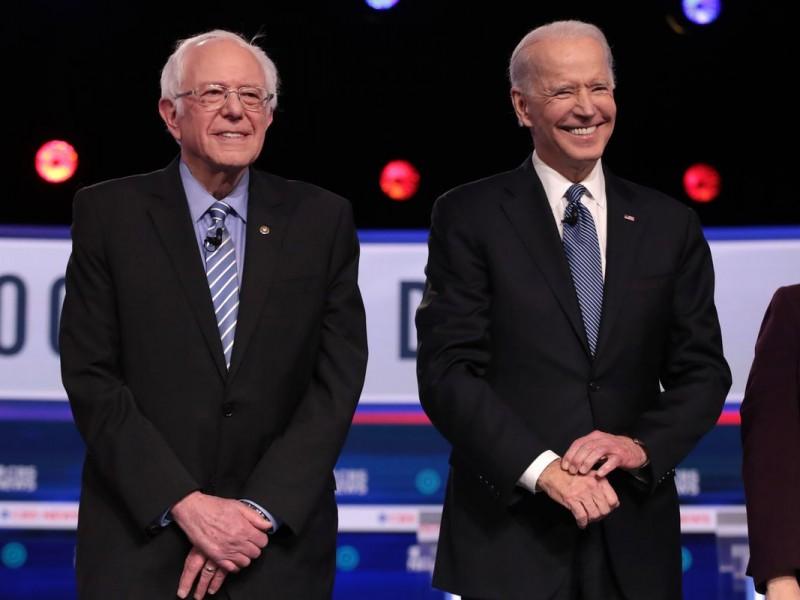 Sanders suspende campaña presidencial; deja el camino libre a Biden