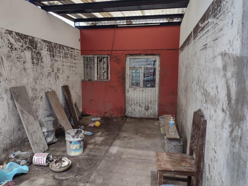 Saneamiento en casas inundadas al 80% de avance