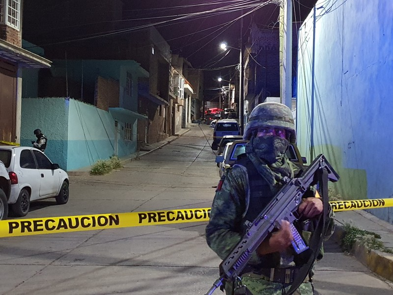 Sangriento lunes para Zacatecas, 14 personas fueron asesinadas