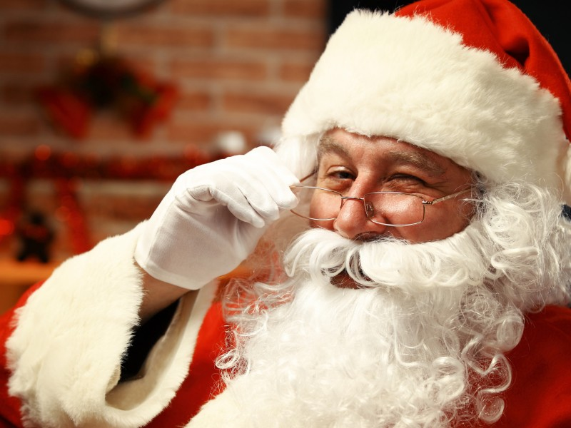 Santa Claus es inmune a Covid-19, asegura la OMS