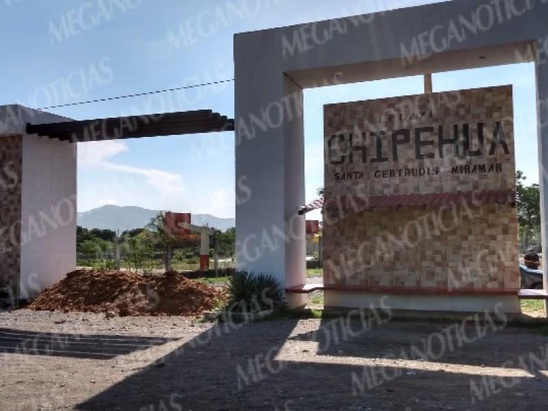 Santa Gertrudis Miramar implementa cerco comunitario por Covid-19