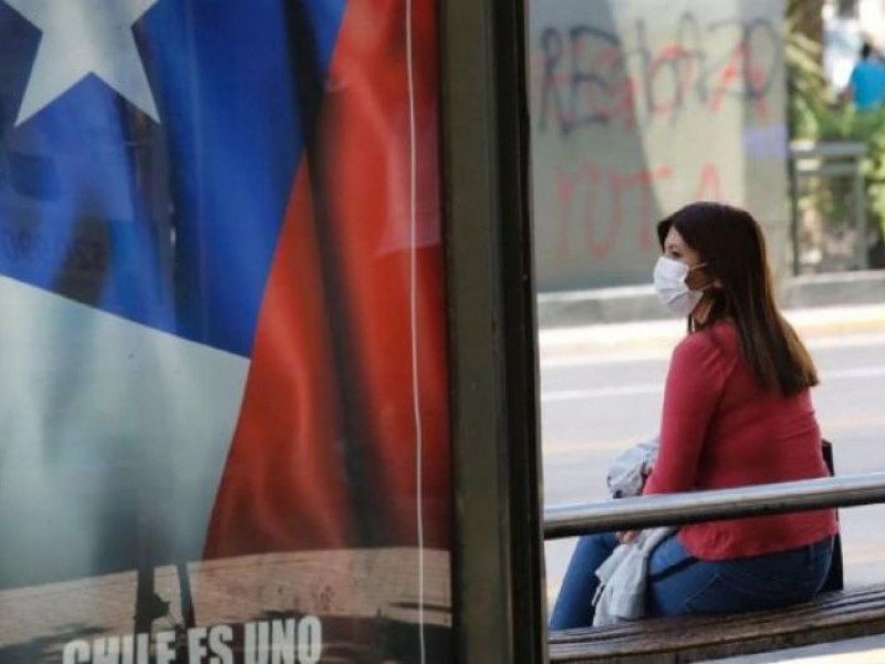 Santiago de Chile vuele a cuarentena pese a alta vacunación
