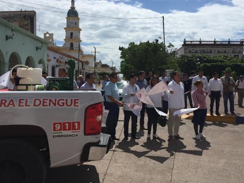 Santiago Ixcuintla encabeza contagios de dengue en Nayarit