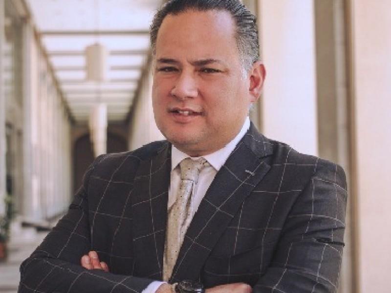 Santiago Nieto, nuevo representante regional del grupo Egmont