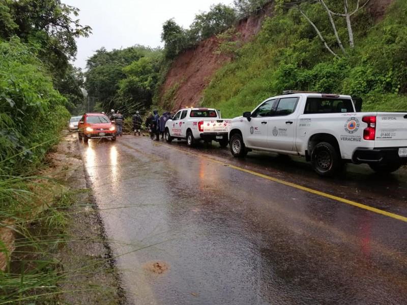 Santiago Tuxtla municipio más afectado por frente frío en Veracruz