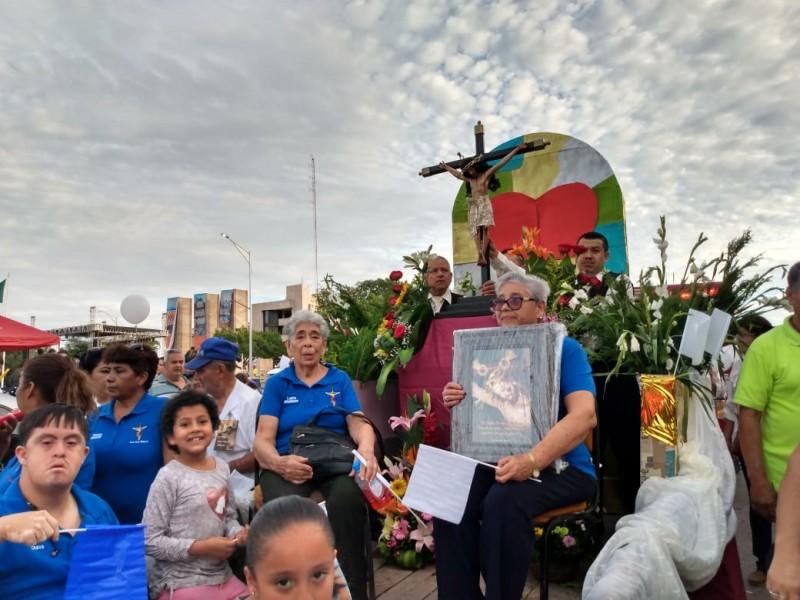 Santo Cristo Milagroso en Guaymas